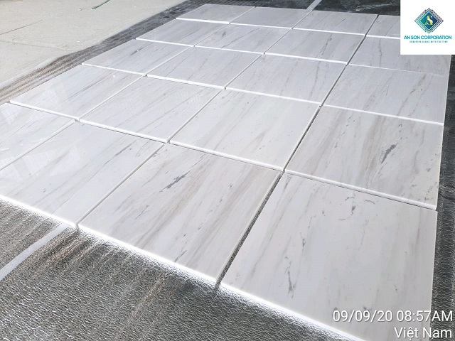 Special Milky White Marble - Flooring Covering