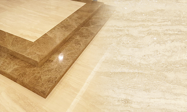 Classic Vein Cut Polished Travertine