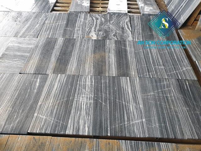 Polished Black Tile