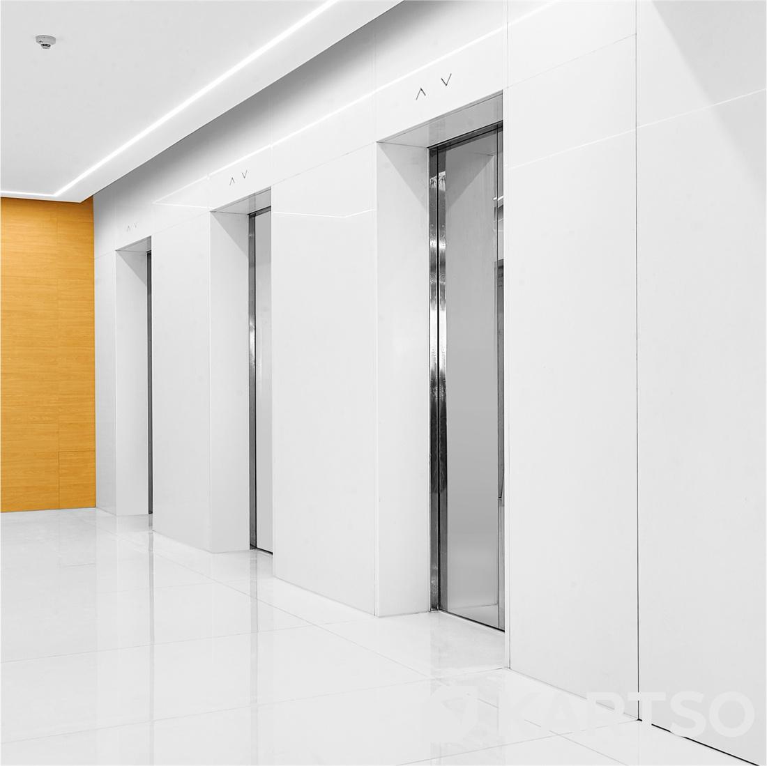nano white glass stone for wall