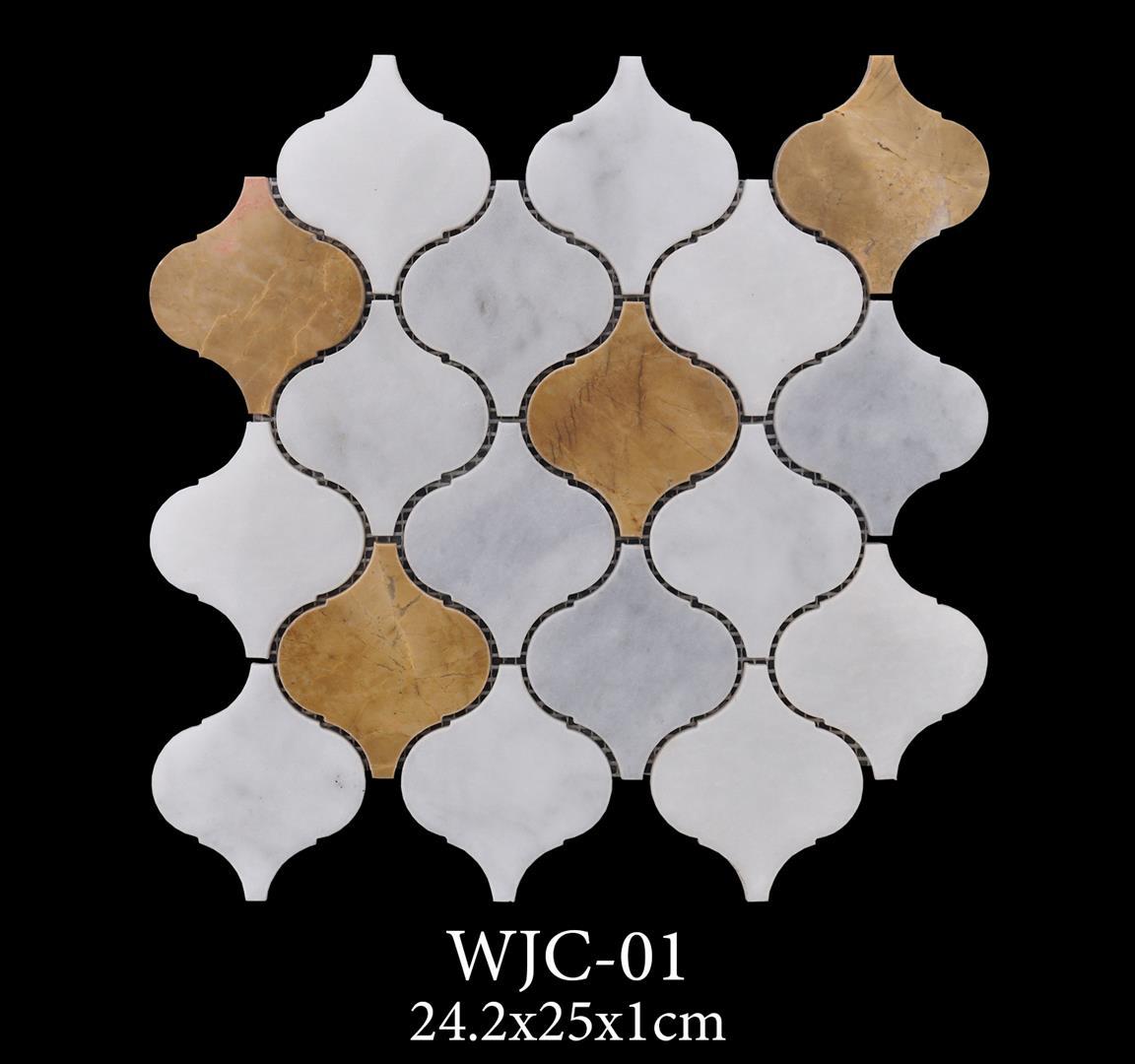 Waterjet Mosaic Model