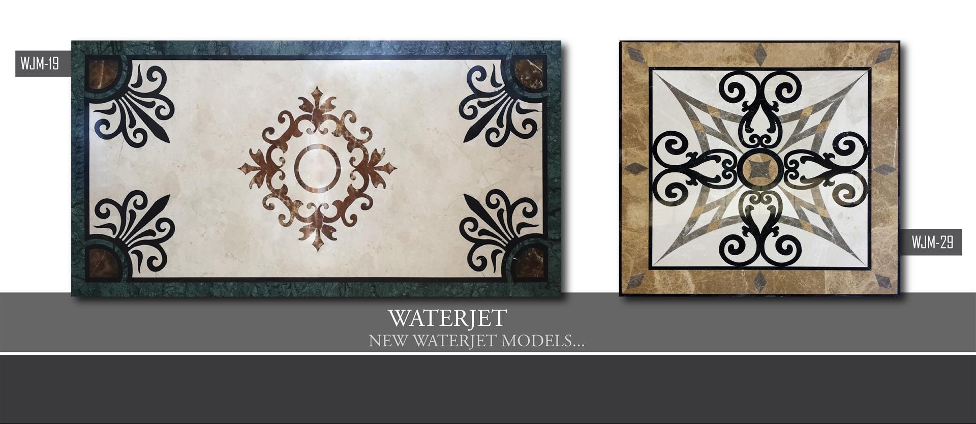 Waterjet Marble