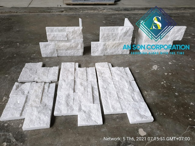Viet Nam Z type Corner marble