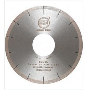Brazed Ceramic saw blade 210