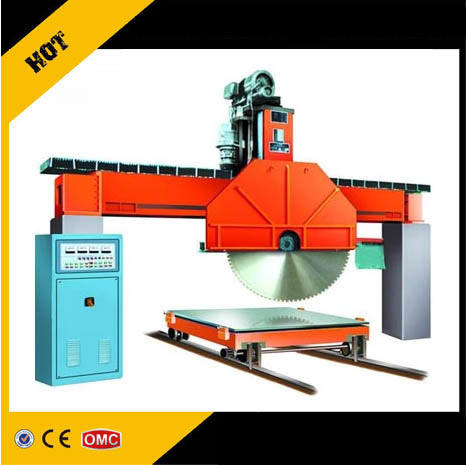 Quarry stone cutting machine