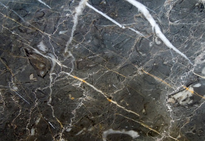 Golden Black Persian marble