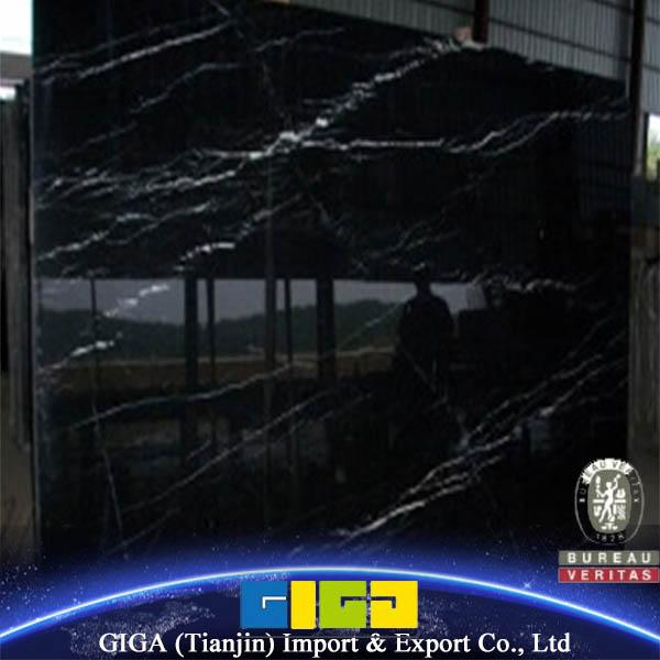 GIGA china cheap black dining table marble