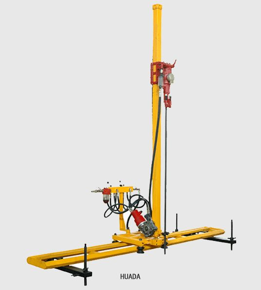 Single Hammer Rock Driller