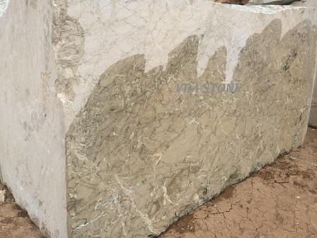 Verde Green Marble Block