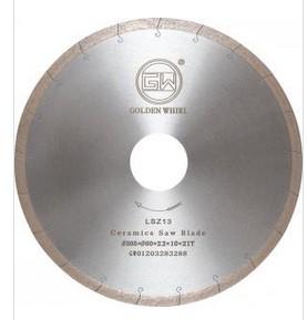 Laser trough Ceramics saw blade 300
