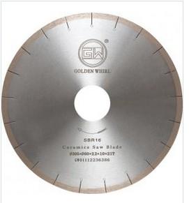 Brazed Ceramic saw blade 300