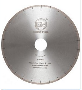 Brazed Marble saw blades 350