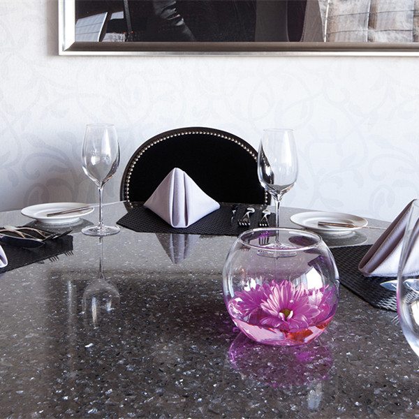 Multicolor Quartz Stone for Kitchen Countertop