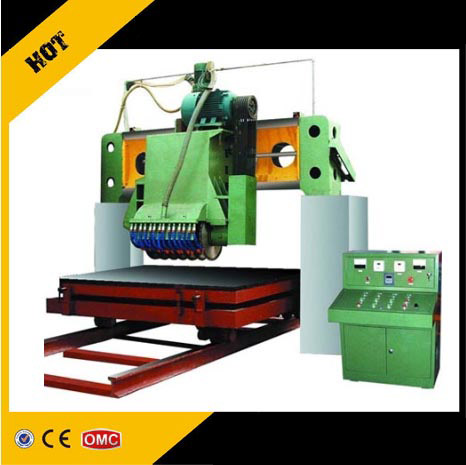 Mutil blade industrial stone cutting machines
