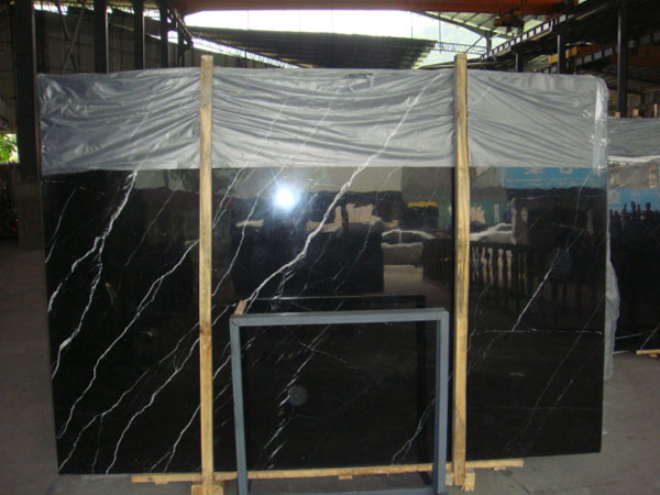 China Marble Black Marquina