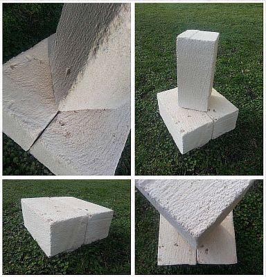 limestone bloks