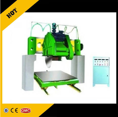Gantry cnc stone cutting machine