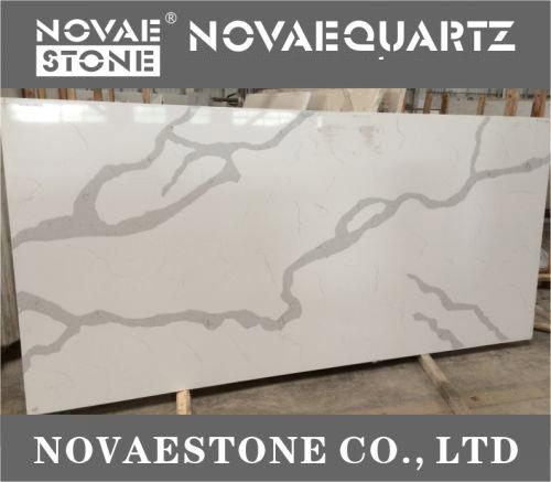 NV903 Calacatta Quartz Stone