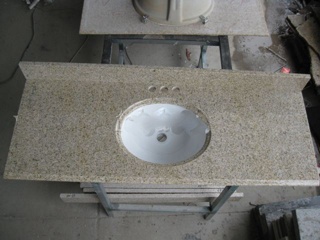 G682 countertop vanity top kitchen
