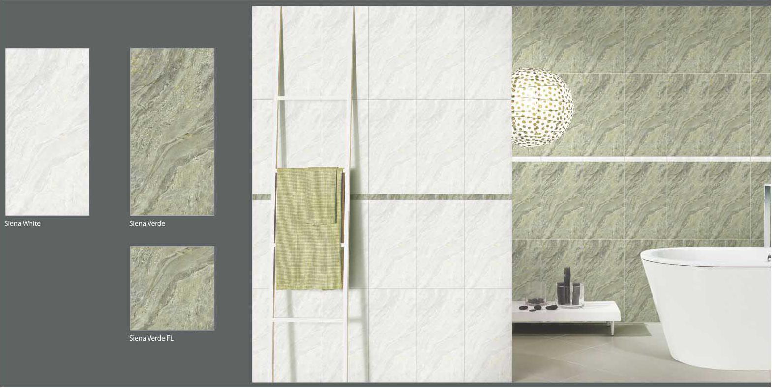 Ceramics Wall Tiles 25x37.5
