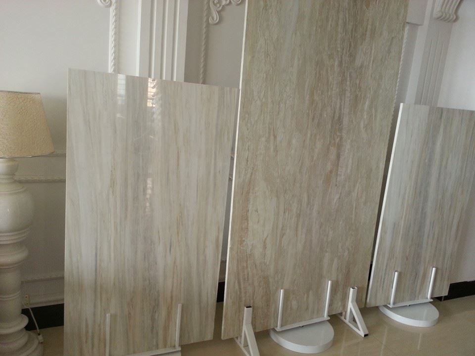 Wood Vien marble tile