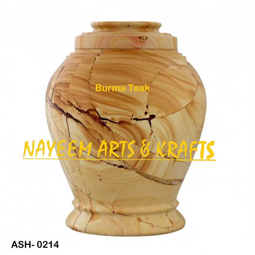 Cremation Urn for the  Golden Memories