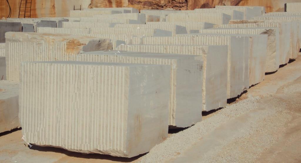 Mocha Cream Limestone Block Portugal Beige Limestone