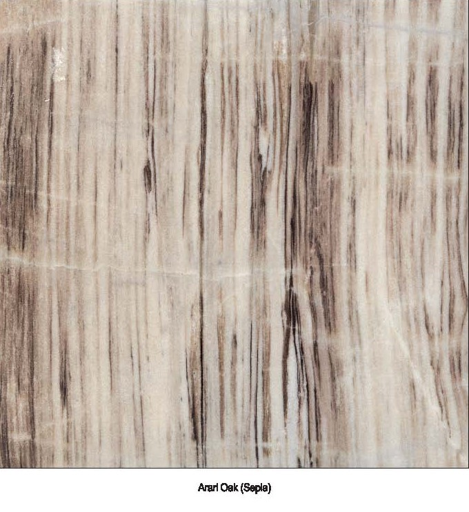 Arari Oak Sepia