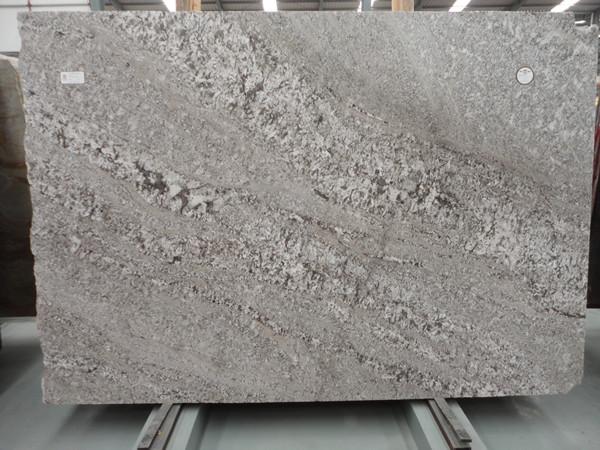 Aron White Granite Slanb