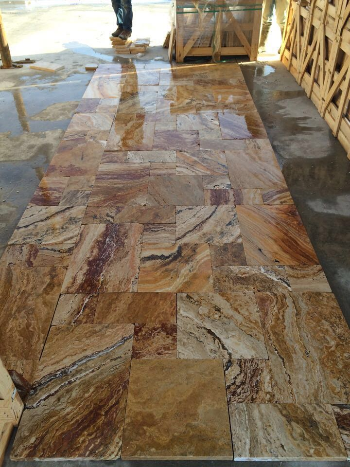 Autunn Travertine