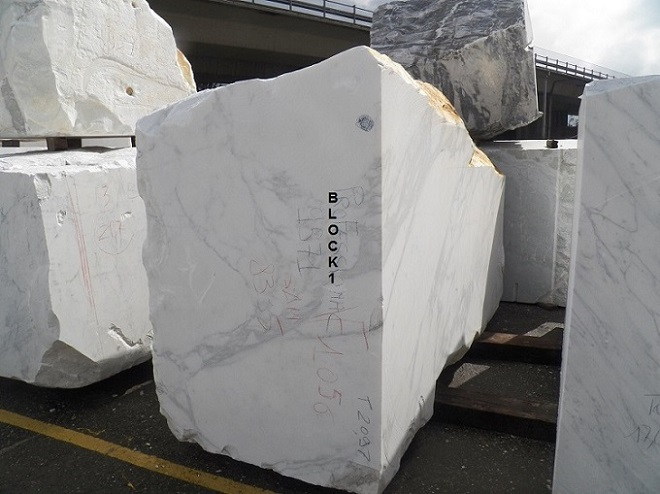 Calacatta blocks