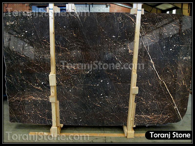 Black Marble Stone - Code M103