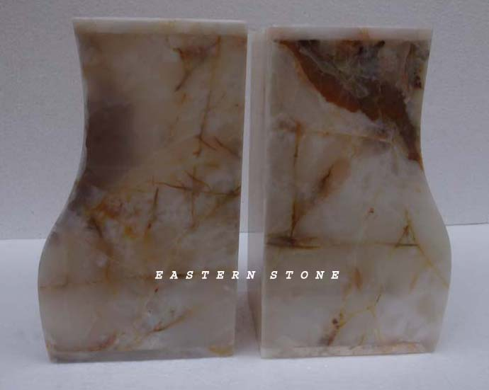 ONYX MARBLE FOSSIL STONE ASH URN FUNERAL URN CREMATION URN