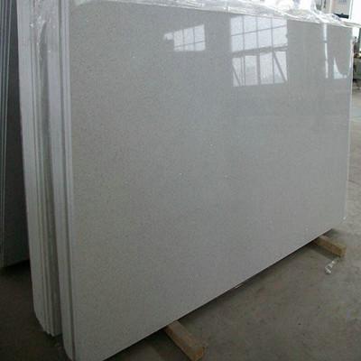 mirror white quartz stone slabs