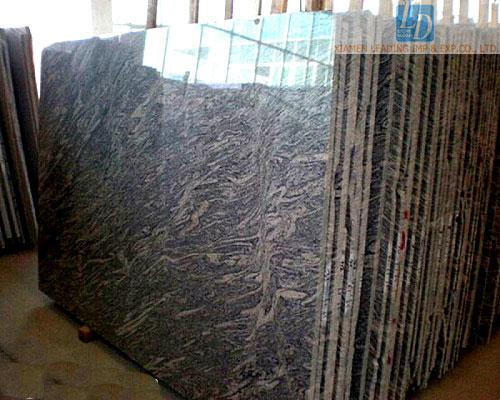 China Juparana natural granite stone