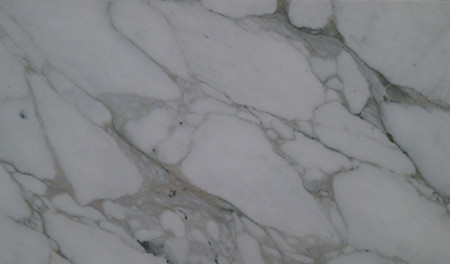 China carrara white marble tile