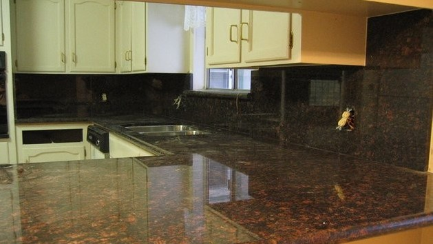Angola brown Countertops