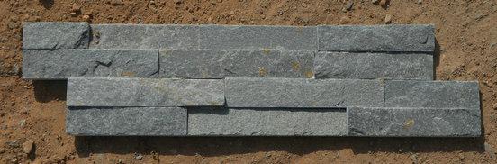 Grey slate -ledgestone panels 10x40cm