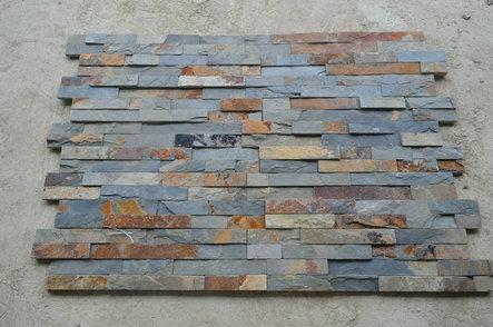 Chinese rusty slate