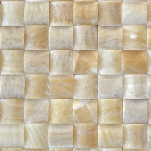 Elegant high quality onyx mosaic tiles