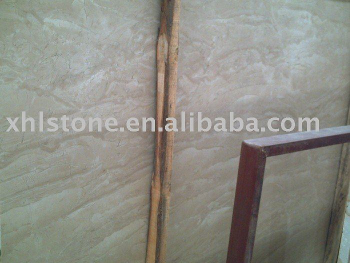 Dino Beige marble stone slab tile