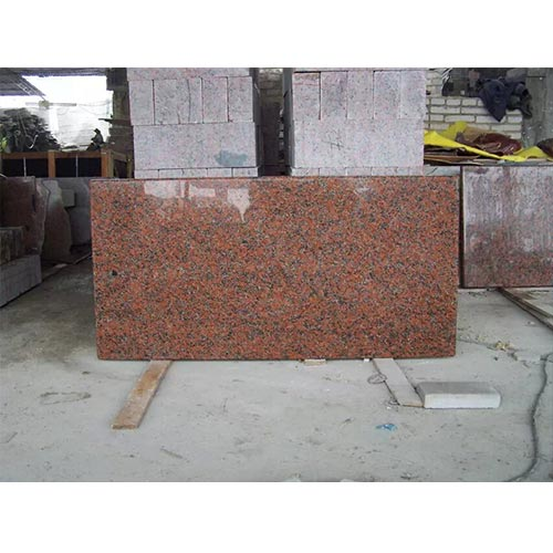 G562 Red Granite Polished Countertop