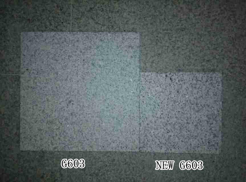 G603 , new G603, grey granite