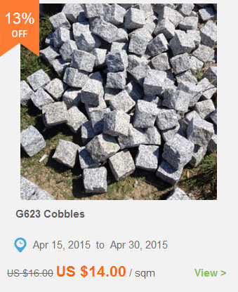 G623 Cobbles