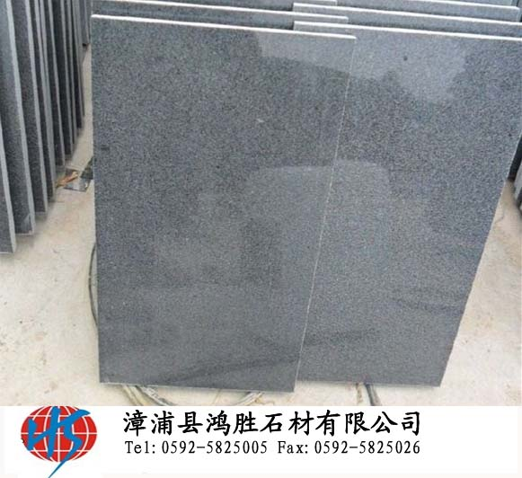 Absolute black granite G654