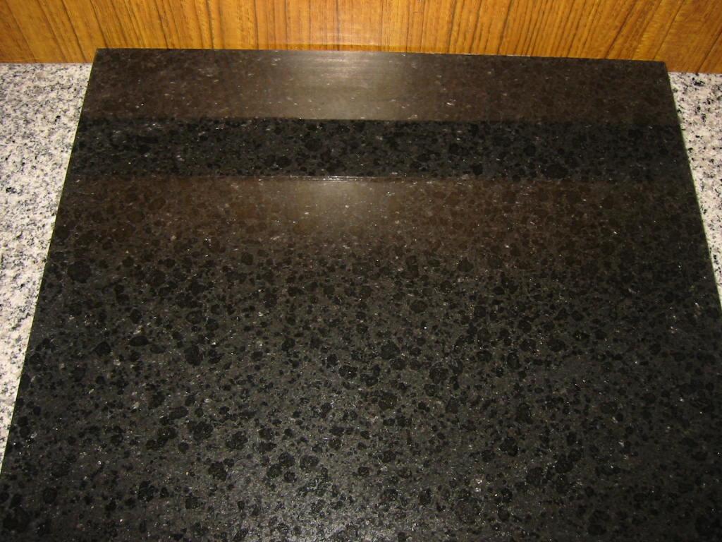 Black granite G684