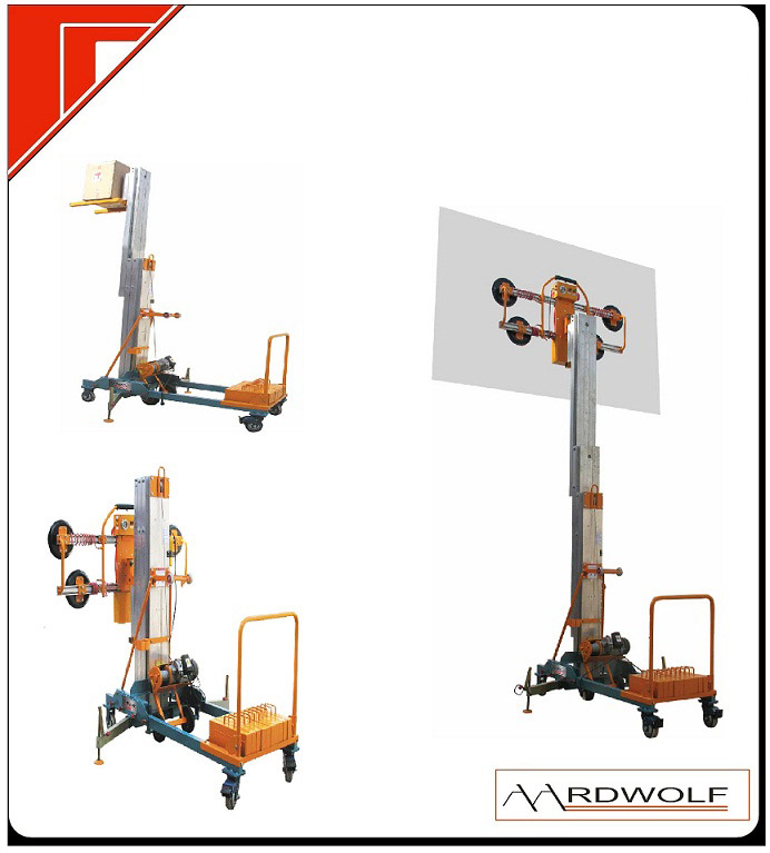 GIRAFFE LIFTING TROLLEY