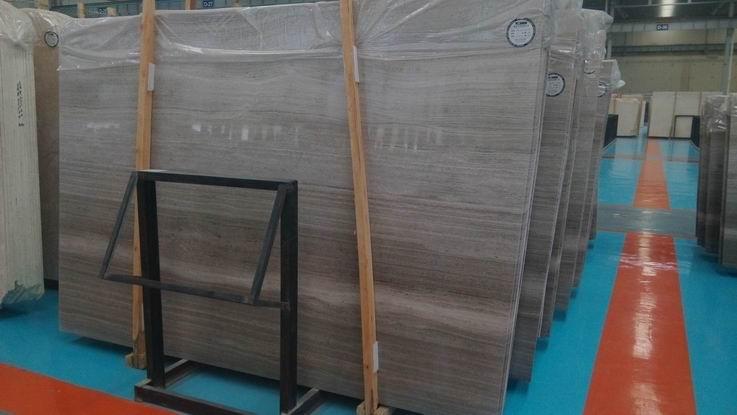 Grey Wooden Slab