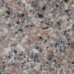 VC Pink Polished Granite Slab