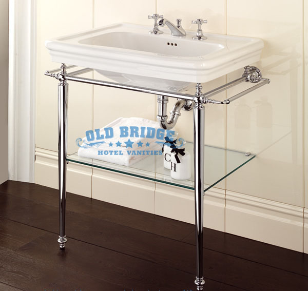 High quality Stainless Steel Double Vanity Sink Base